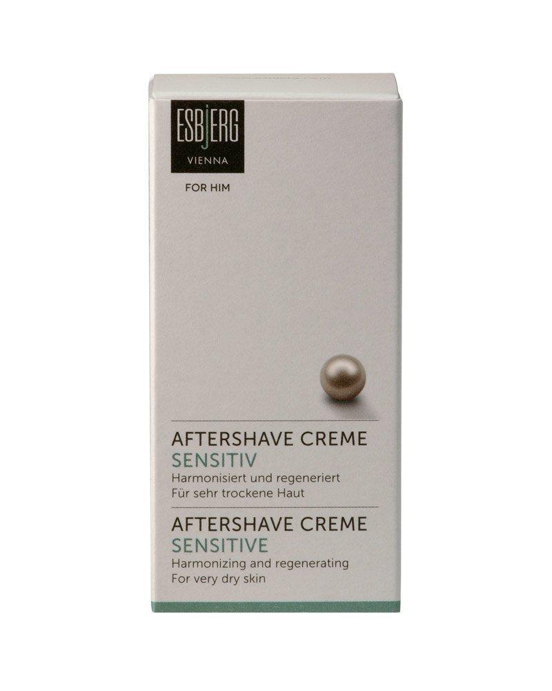 esbjerg wien aftershave creme sensitiv schachtel