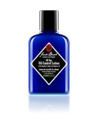 jb jack black all day oil-control lotion blaue flasche