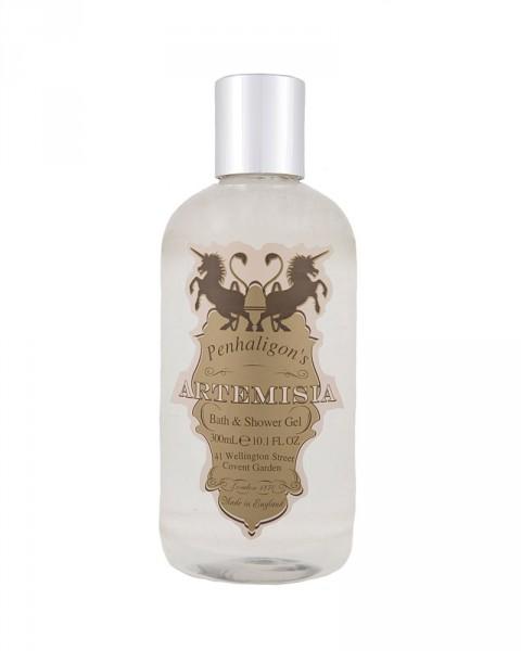 penhaligons london artemisia bad & duschgel 300ml flasche
