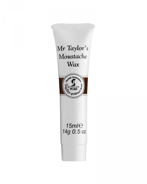 mr. taylors moustache wachs tube 15ml