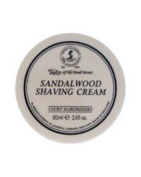 taylor sandalwood shaving cream