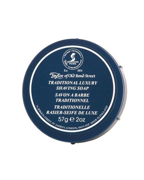 taylor of old bond street london traditionelle luxus rasierseife 57g dose