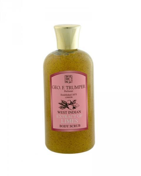 eorge f. trumper london west indian extract of limes body scrub