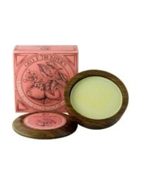 eorge f. trumper london west indian extract of limes shaving soap