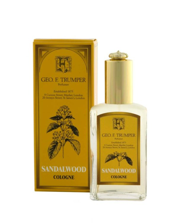 george f. trumper london sandelwood cologne