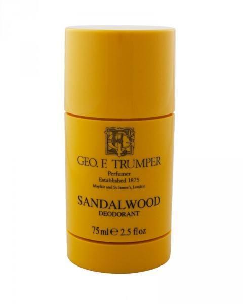 geo. f. trumper sandalwood deodorant