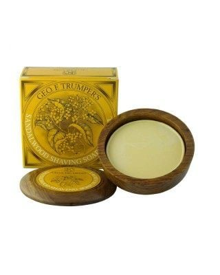 geo.f. trumper sandalwood shaving soap