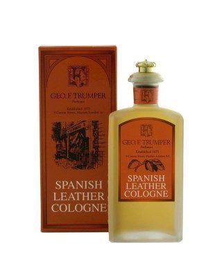 george f. trumper london spanish leather spanisches leder cologne koelsch wasser 100ml flasche
