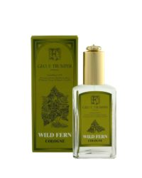 george f. trumper london wild fern cologne atomiser