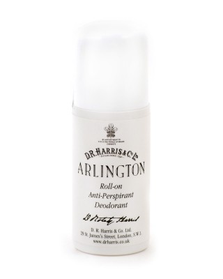 d.r. harris arlington london roll on deodorant anti perspirant