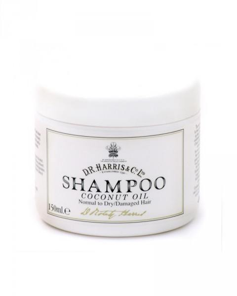 d.r. harris london shampoo kokosnussoel