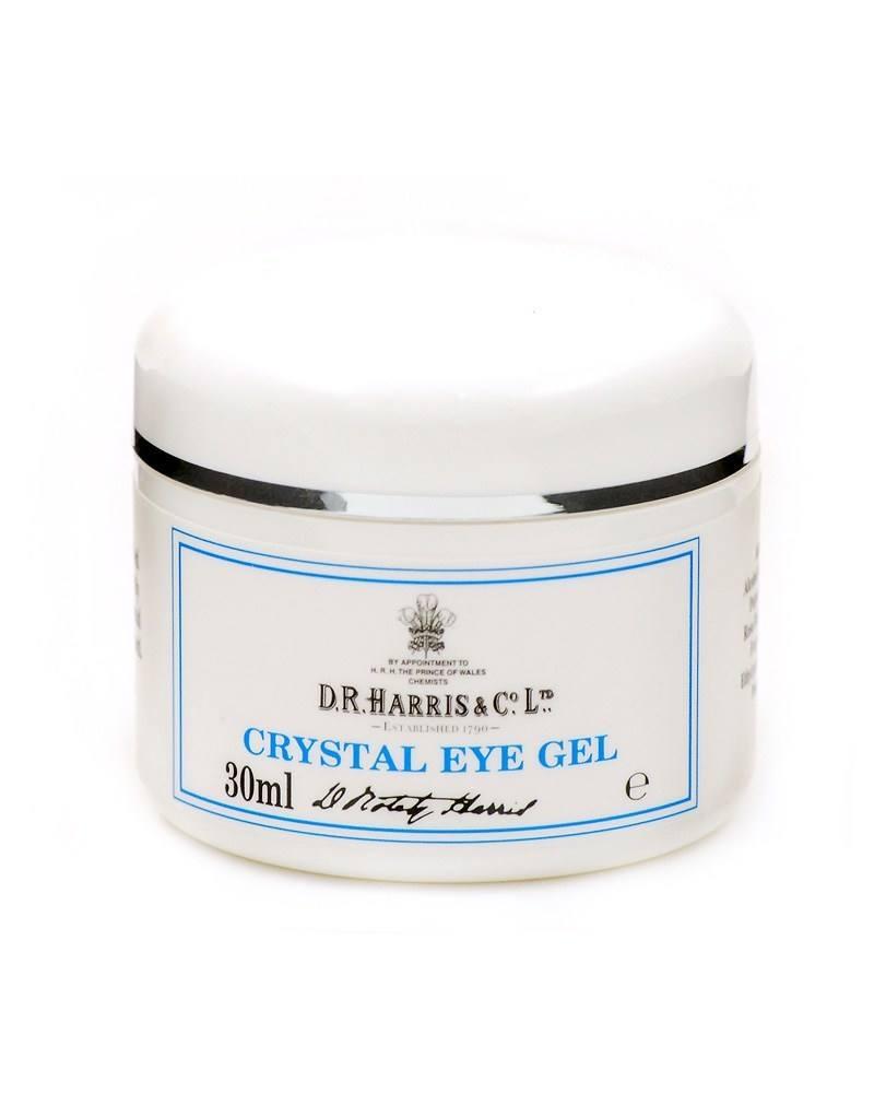 d.r. harris london crystal eye gel augen gel 30ml dose