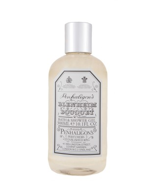 penhaligons london blenheim bouquet bath and shower gel 300ml bottle