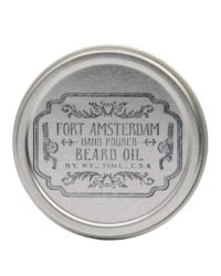 fort amsterdam bart oel oil
