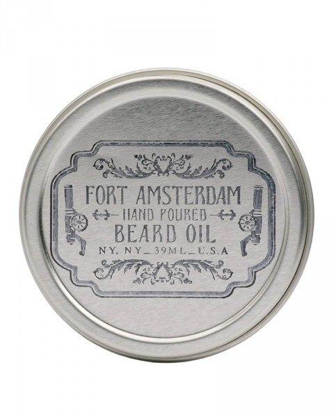 fort amsterdam beard oil