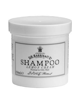 d.r. harris london lemon cream shampoo