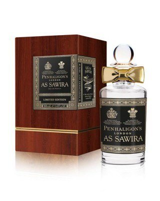 penhaligons london as sawira limited edition flasche und box eau de parfum