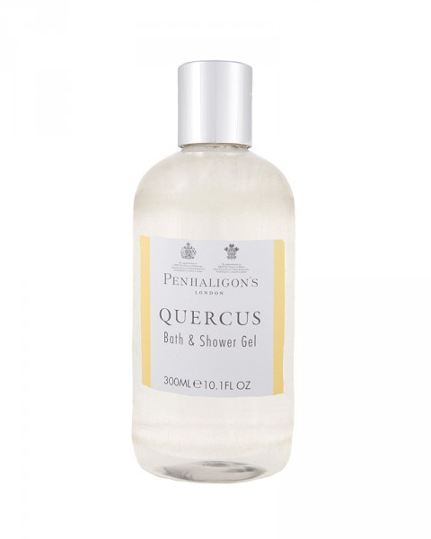 penhaligons london quercus bath & shower gel bottle 300ml