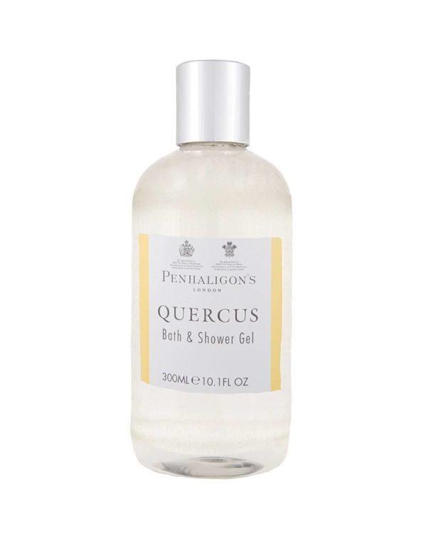 penhaligons london quercus bath & shower gel bottle 300ml