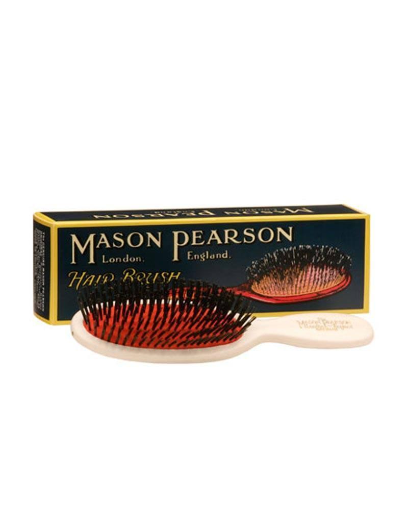 mason pearson b3 handy bristle haarb rste weiss bei. Black Bedroom Furniture Sets. Home Design Ideas