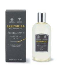penhaligons london sartorial bad & duschgel 300ml flasche schachtel