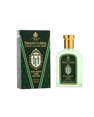 truefitt hill london west indian limes cologne