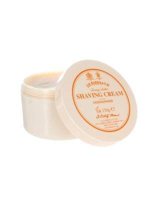 d.r. harris london sandalwood shaving cream
