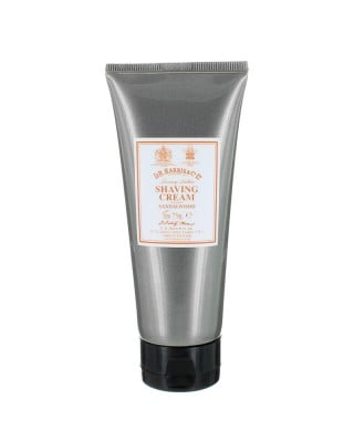 d.r. harris london sandalwood shaving cream tube