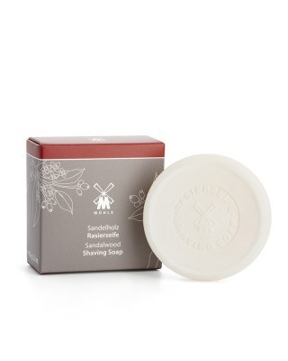 muehle sandalwood shaving soap 65g