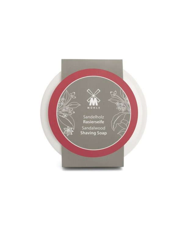 muehle shaving soap sandalwood