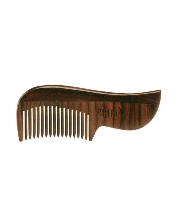 esbjerg beard comb dark small