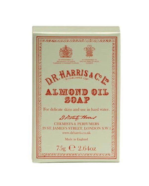 d.r. harris london almond oil soap