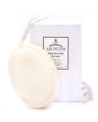 d.r. harris arlington london soap on a rope seife fuer maenner