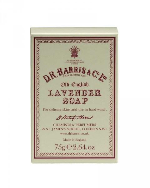 d.r. harris london lavender soap