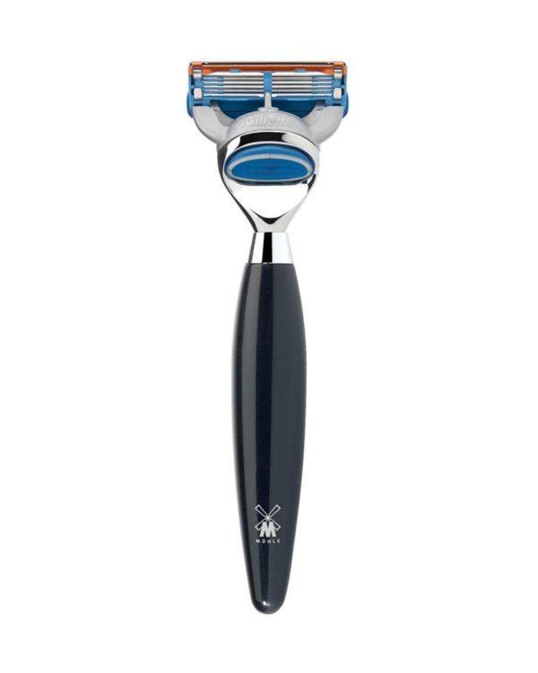 muehle safety razor black handle