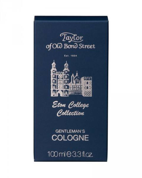 taylor of old bond street eton college collection gentlemans cologne 100ml box