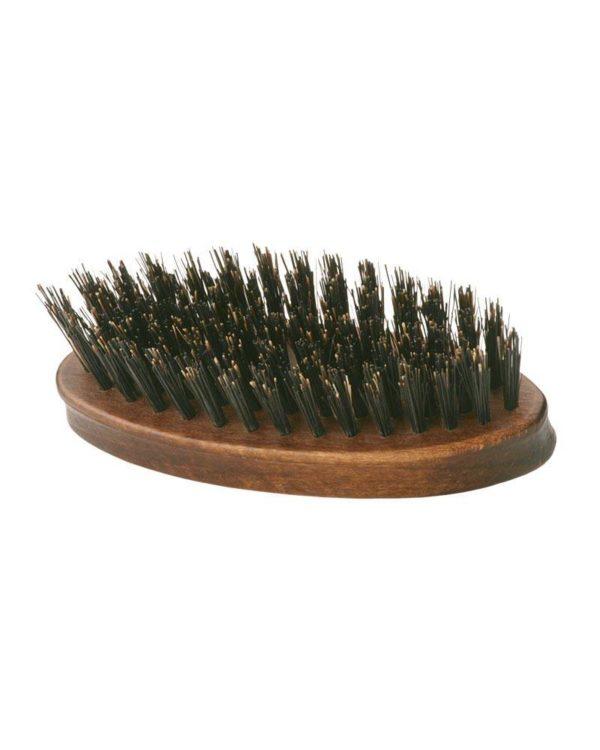 esbjerg vienna beard brush dark wood