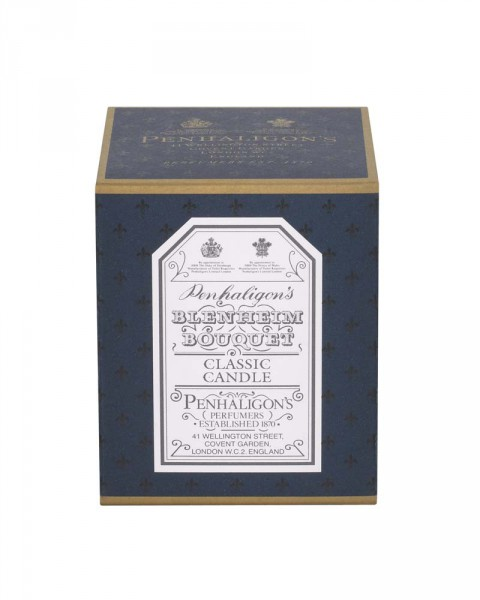 penhaligons london blenheim bouquet candle