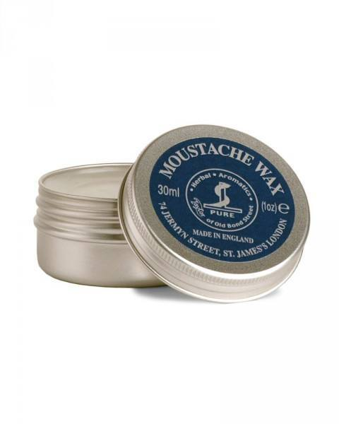 taylor of old bond street moustache wax container 30ml