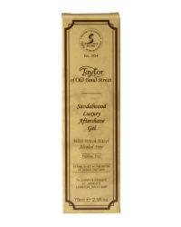 taylor sandalwood aftershave gel
