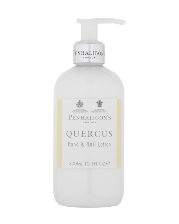 penhaligons quercus hand & nail lotion