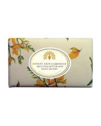 english soap company honey camomile rich shea butter soap