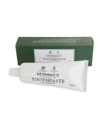 d.r. harris london toothpaste