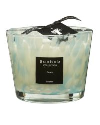baobab collection pearls saphire candle