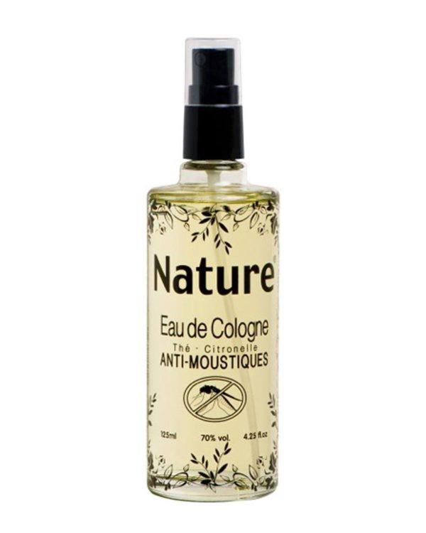 nature anti-moustique cologne tea lemon balm anti-mosquitos 125ml