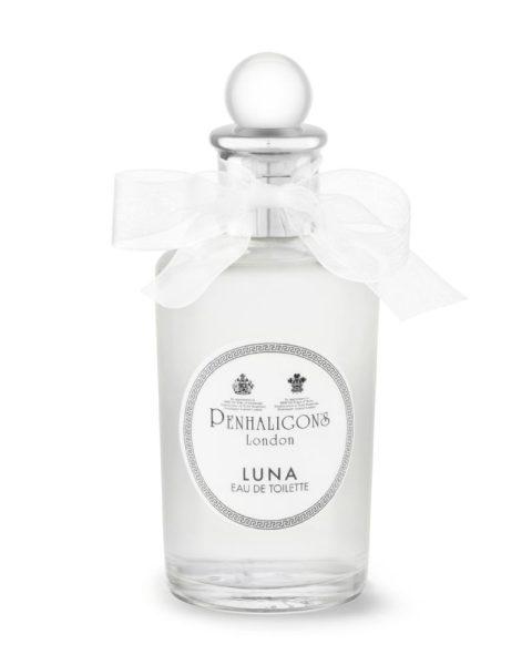 penhaligons london luna eau de toilette bottle white
