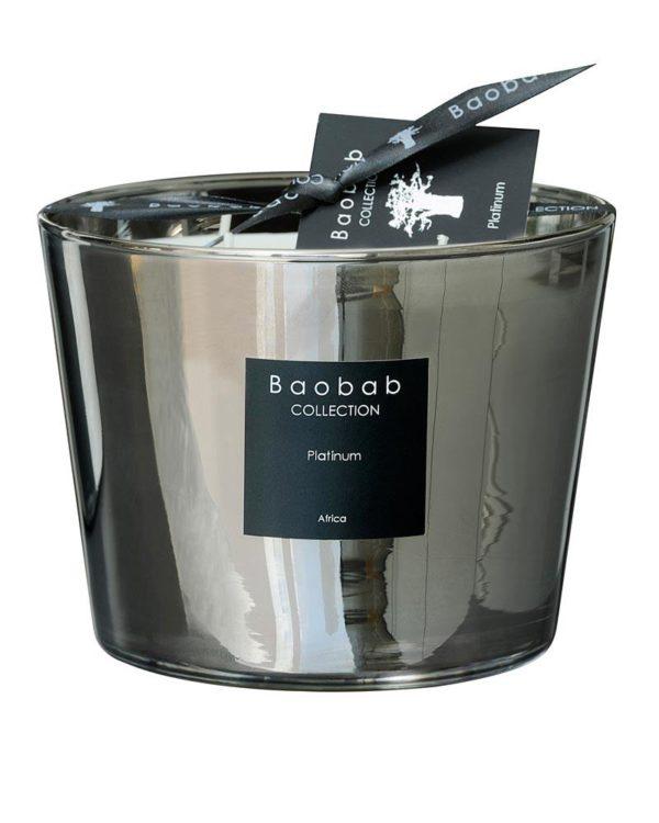 Baobab Candle platinum