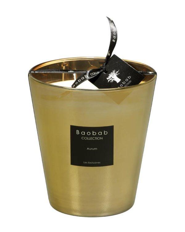 baobab candle aurum