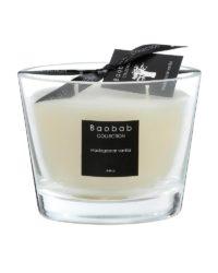 baobab candle madagascar vanila candle