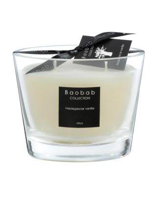 baobab candle madagascar vanila